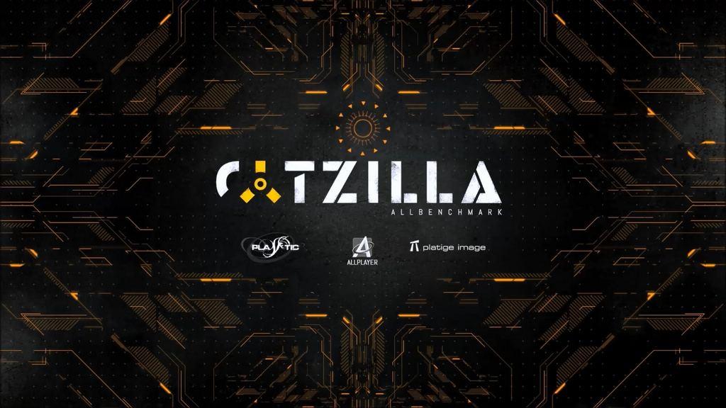 تست 4K گرافیکی Carzilla