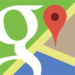 نرم افزار Google Maps